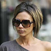 Awe Inspiring Victoria Beckham Graduated Bob Hairstyles Hairstyles For Women Draintrainus